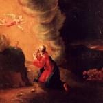 Lukas 22, 39-45