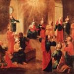 Apostelgeschichte 2, 1-4