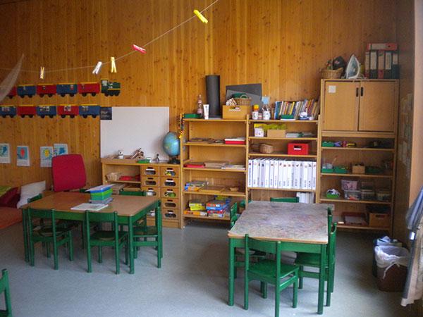Angebote im Oswaldkindergarten