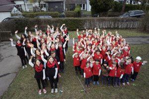 Der Wolfbusch-Kinder-und Jugendchor hat Geburtstag und wird 10 Jahre alt!